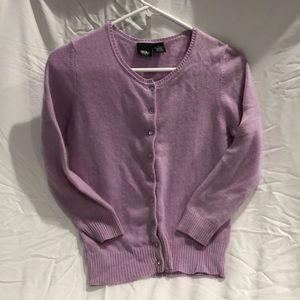 Mossimo Cashmere Cardigan Sweater